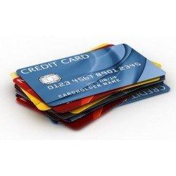 Скидка при оплате пластиковыми картами