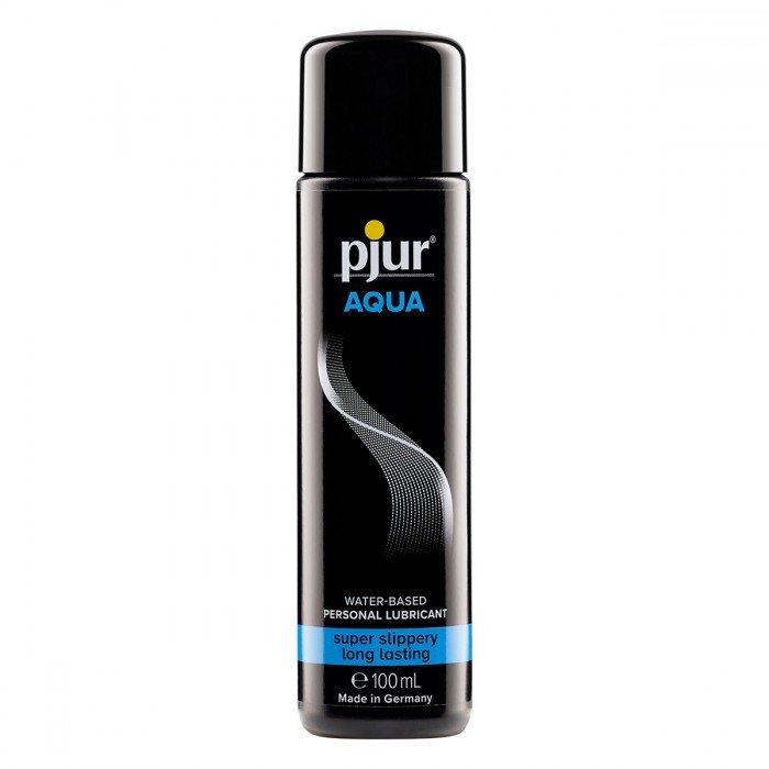 Увлажняющий лубрикант pjur AQUA -100 мл