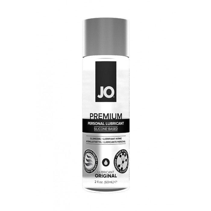Смазка на силиконовой основе JO Personal Premium Lubricant - 60 мл