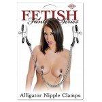 Зажимы на соски Alligator Nipple Clamps