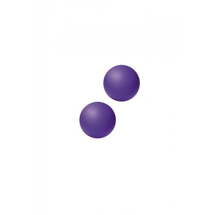 Вагинальные шарики без сцепки Emotions Lexy Small - фиолетовые - 2,4 см