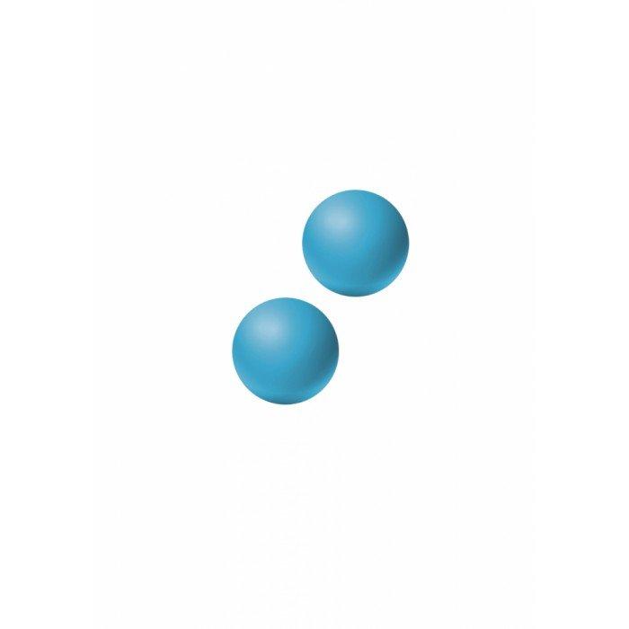 Вагинальные шарики без сцепки Emotions Lexy Small - голубые - 2,4 см