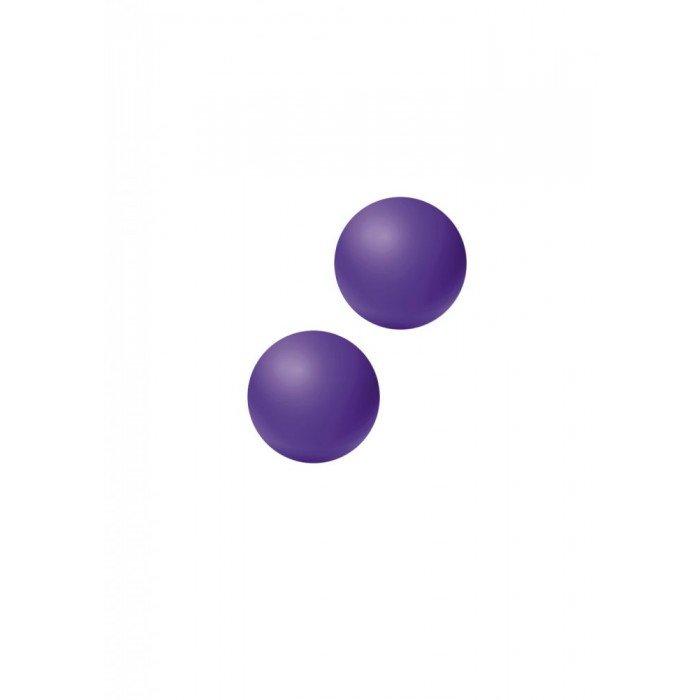 Вагинальные шарики без сцепки Emotions Lexy Medium - фиолетовые, 2,8 см