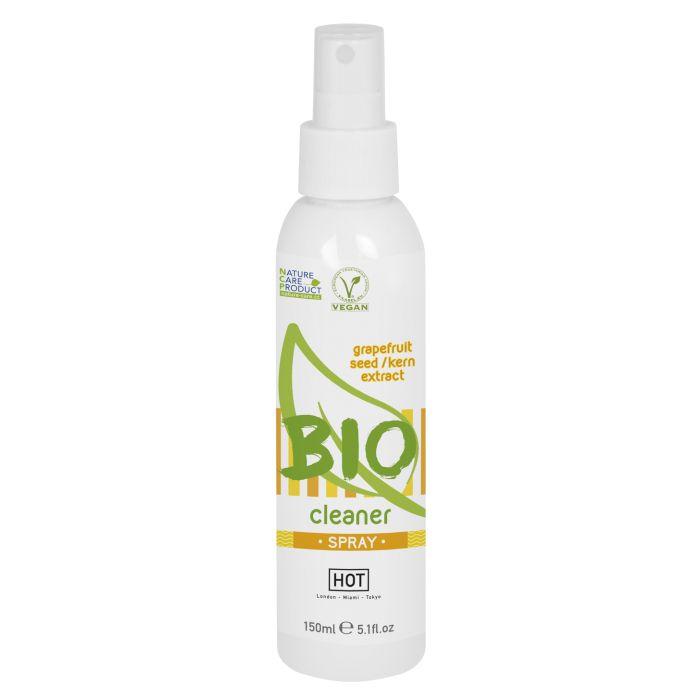 Очищающий спрей для интим-игрушек Bio Cleaner - 150 мл