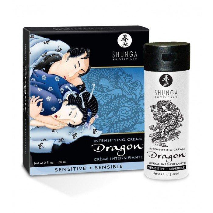 Dragon мужской крем-лубрикант - 60 мл