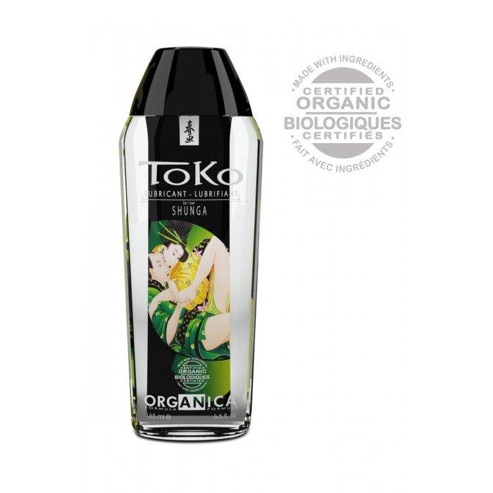 Смазка на водной основе Toko Organica из органических компонентов - 165 мл