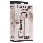 Вакуумная помпа Discovery Explorer - прозрачная