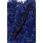 Анальная цепочка A-toys Anal Beads - чёрная - 27,6 см