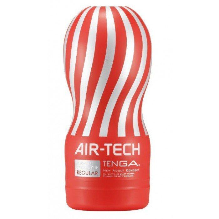 Мастурбатор с эффектом глубого минета Tenga Air-Tech Regular