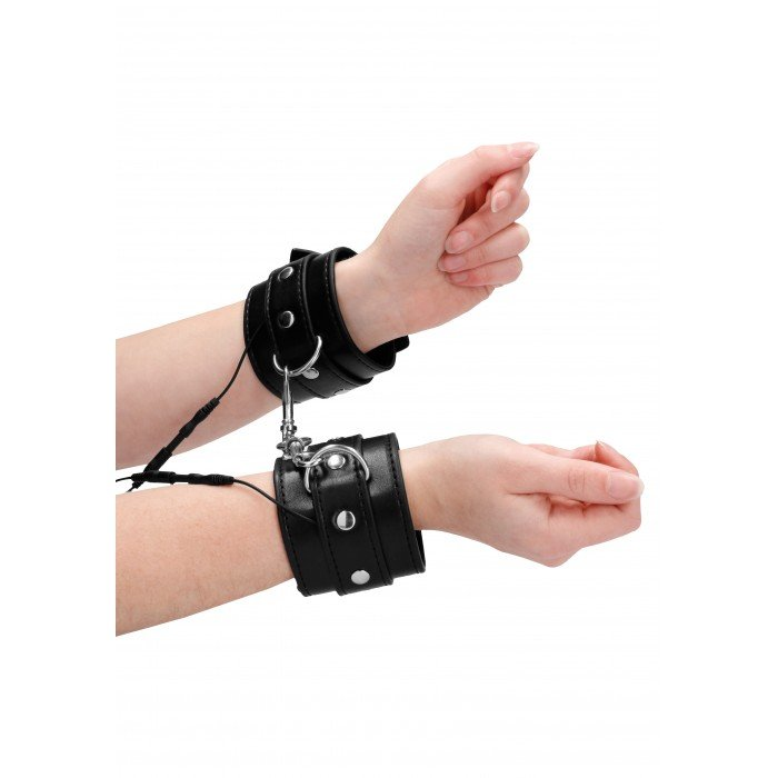 Наручники с электростимуляцией Electro Handcuffs E-Stim