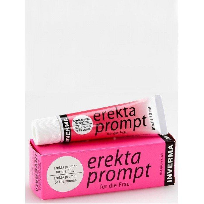 Возбуждающий женский крем Erekta Prompt Fur Frau - 13 мл