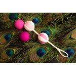 Вагинальные шарики различного веса, заменяемые Gvibe Geisha Balls 2
