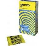 Классические презервативы с обильной смазкой Ganzo Classic - 12 шт
