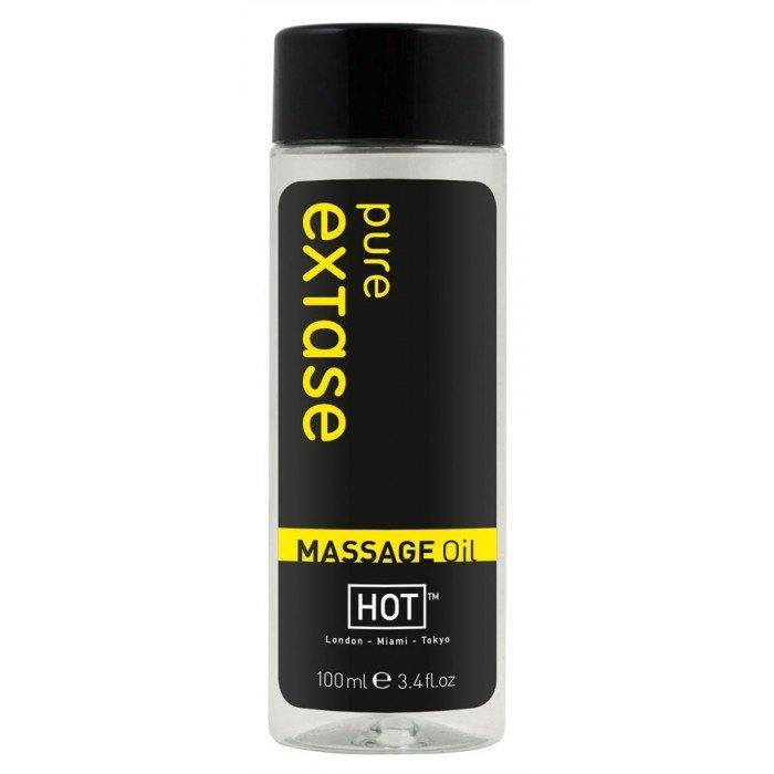 Массажное масло для тела Extase Pure - 100 мл