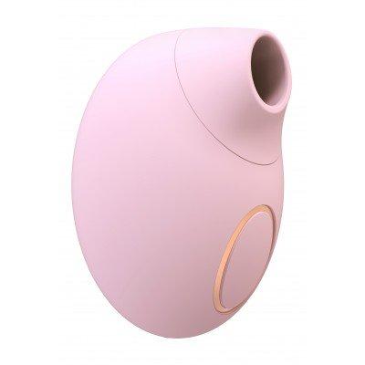 Клиторальный волновой стимулятор Irresistible Seductive - розовый