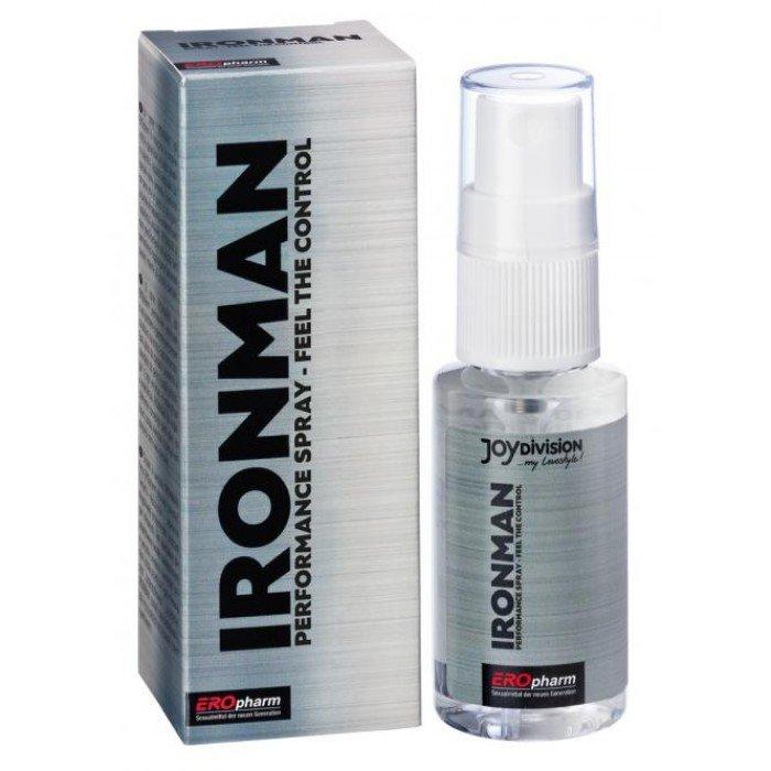Пролонгатор-спрей для мужчин IRONMAN Spray - 30 мл