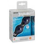 Вагинальные шарики Joyballs Secret со смещенным центром тяжести - синие