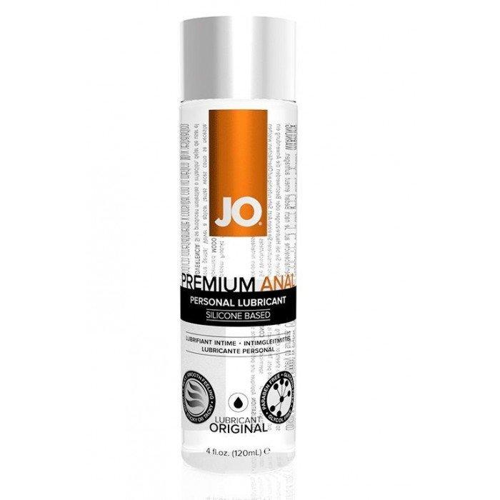 Анальный лубрикант на силиконовой основе JO Anal Premium - 120 мл