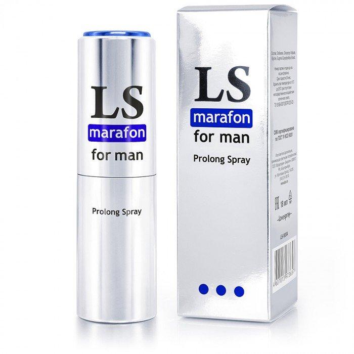 Спрей-пролонгатор для мужчин Lovespray Marafon - 18 мл
