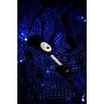 Вибратор вэнд на гибкой шее Magic Eyes - LaFree Denma - черный - 20,4 см