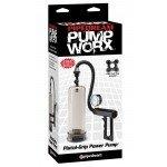 Помпа мужская Pistol-Grip Power Pump, черная