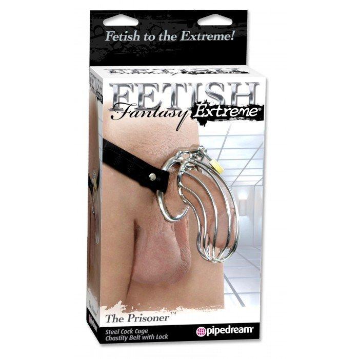 Пояс верности для мужчин Fetish Fantasy Extreme The Prisoner