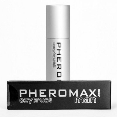 Концентрат феромонов для мужчин Pheromax Oxytrust for Men на спиртовой основе - 14 мл