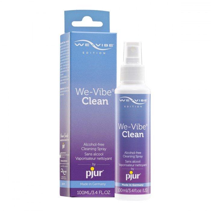 Pjur We-Vibe Clean очиститель для игрушек без спирта - 100 мл