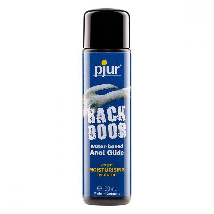 Концентрированный анальный лубрикант pjur back door Comfort Water Anal Glide - 100 ml