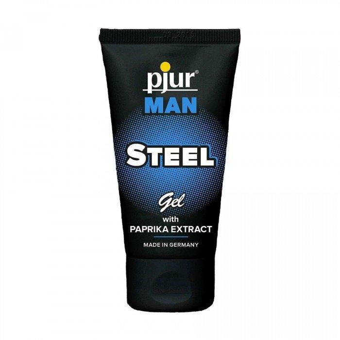 Эрекционный гель для пениса pjur MAN Steel Gel 50 ml