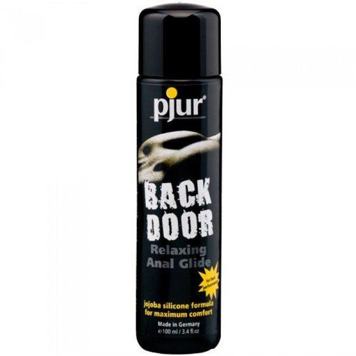 Концентрированный анальный лубрикант pjur back door glide 100 ml