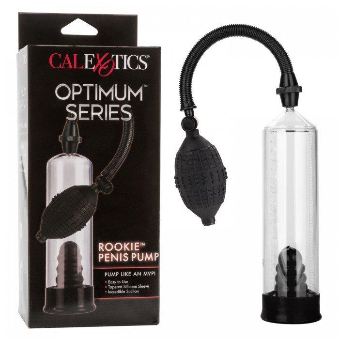 Вакуумная помпа Rookie Penis Pump