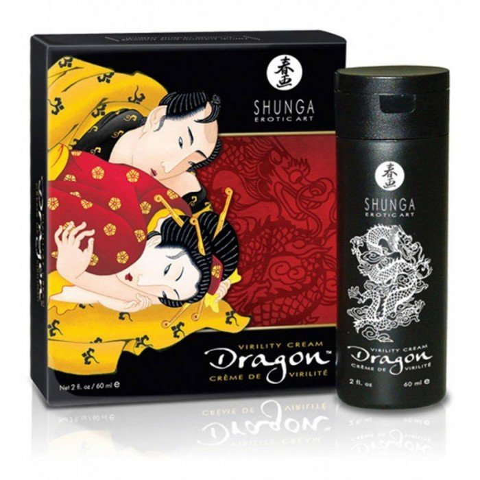 Dragon Cream мужской крем для улучшения эрекции - 60 мл