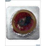 Презерватив-стимулирующая насадка Sitabella Extender - Красный Молодец