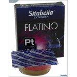 Презерватив-стимулирующая насадка с шипиками и усиками Sitabella Platino - Ураган