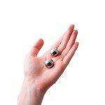 Вагинальные металлические шарики Metal by ToyFa - 2 см