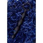 Анальная цепочка A-toys Anal Beads с удобной ручкой-кольцом - 19,5 см